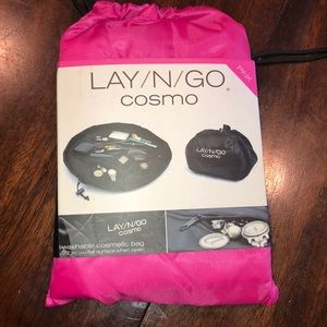 Lay/N/Go Cosmo Bag for cosmetics or jewelry!